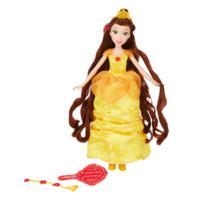 迪士尼公主裝扮頭髮遊戲組-貝兒