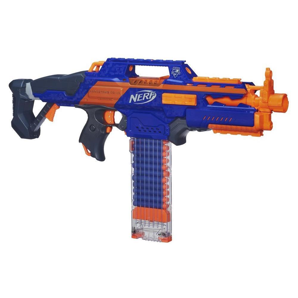 速擊連發機關槍