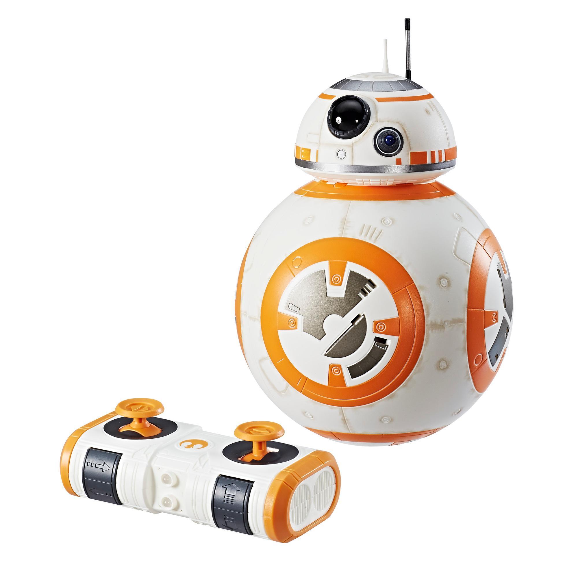 星際大戰電影8 BB-8聲光進化遙控機器人