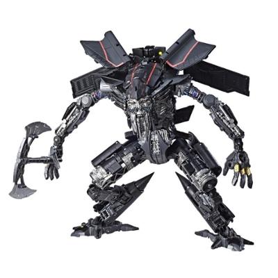 變形金剛玩具電影工作室系列 35 領袖級《變形金剛 2:復仇之戰》電影天火動作玩偶 - 適合 8 歲及以上兒童,8.5 吋
