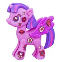 彩虹小馬 模型遊戲組-第四季彩虹力量(紫悅)