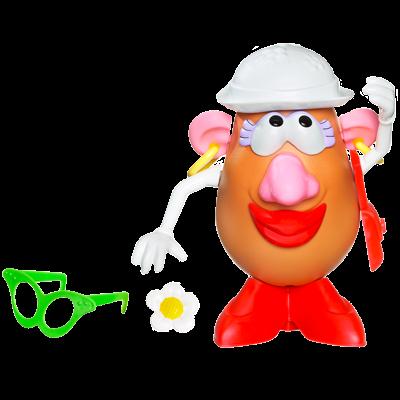 兒樂寶玩具總動員20周年蛋頭紀念組-蛋頭太太