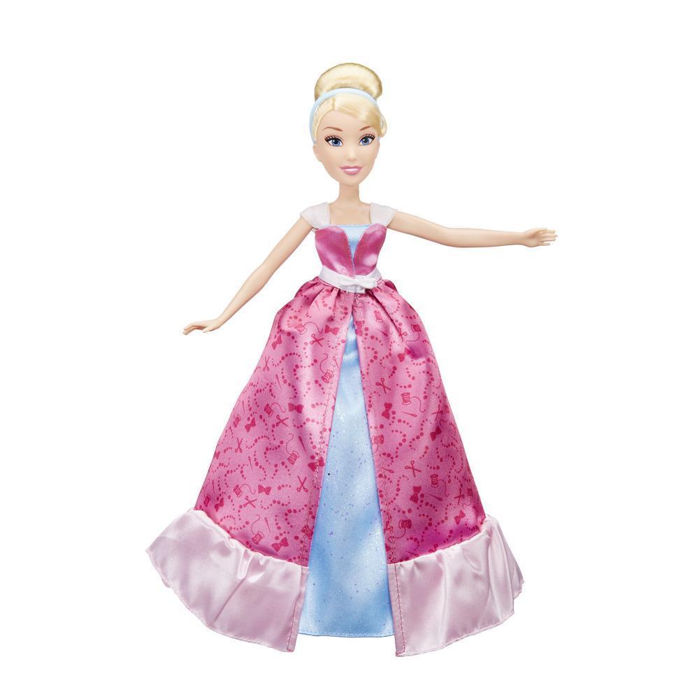 迪士尼公主仙杜瑞拉魔法換裝組