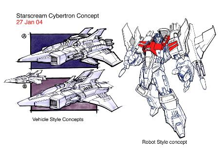 Starscream 5
